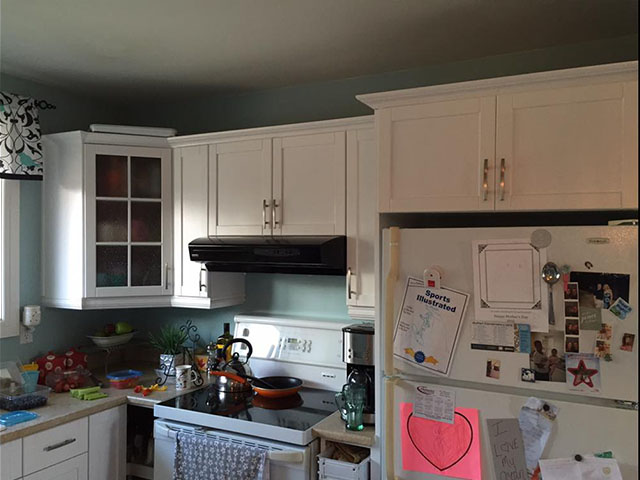 Kitchen Cabinets Painting Perth Staining Refinishing Refacing